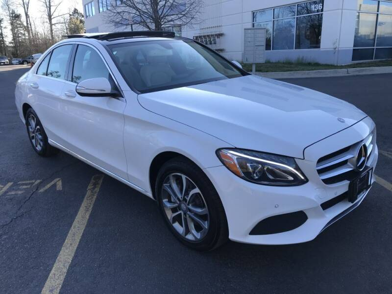 2015 Mercedes-Benz C-Class for sale at Dotcom Auto in Chantilly VA