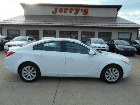 2013 Buick Regal for sale at Jerry's Auto Mart in Uhrichsville OH
