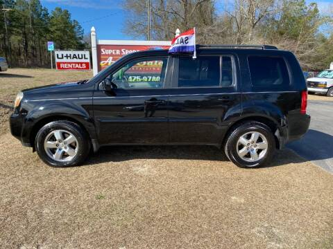 2011 Honda Pilot for sale at Super Sport Auto Sales in Hope Mills NC