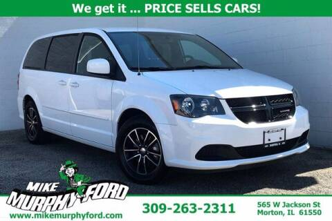 2016 Dodge Grand Caravan for sale at Mike Murphy Ford in Morton IL