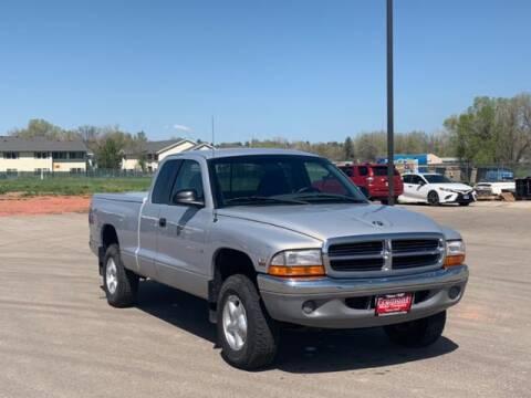 1999 Dodge Dakota for sale at Rocky Mountain Commercial Trucks in Casper WY