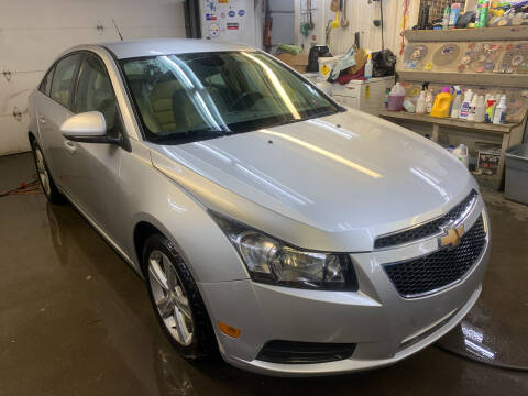2013 Chevrolet Cruze for sale at BURNWORTH AUTO INC in Windber PA