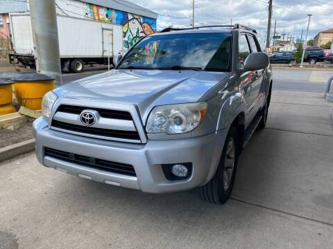 2007 Toyota 4Runner for sale at Exotic Automotive Group in Jersey City NJ