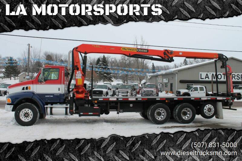 2009 Sterling LT9500 for sale at LA MOTORSPORTS in Windom MN