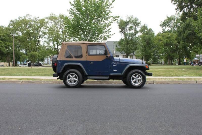 1997 Jeep Wrangler for sale at Lexington Auto Club in Clifton NJ