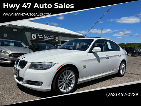 2011 BMW 3 Series for sale at Hwy 47 Auto Sales in Saint Francis MN