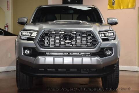 2020 Toyota Tacoma for sale at Tampa Bay AutoNetwork in Tampa FL