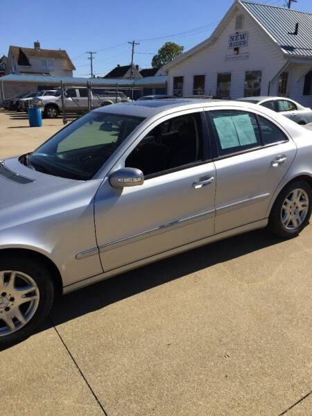 2006 Mercedes-Benz E-Class for sale at New Rides in Portsmouth OH