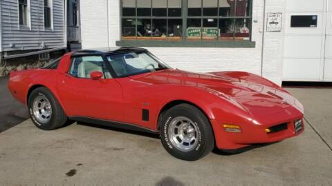 1980 Chevrolet Corvette Coupe  for sale at Carroll Street Auto in Manchester NH
