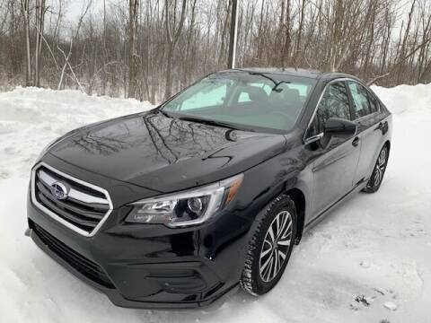 2019 Subaru Legacy for sale at Lighthouse Auto Sales in Holland MI