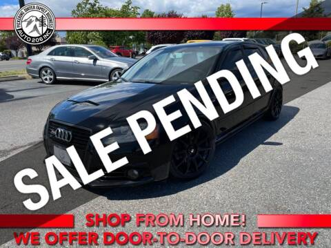 2012 Audi A3 for sale at Auto 206, Inc. in Kent WA