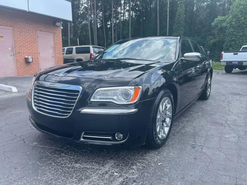 2012 Chrysler 300 for sale at Magic Motors Inc. in Snellville GA
