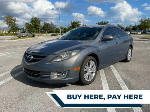 2009 Mazda MAZDA6 for sale at Alma Car Sales in Miami FL