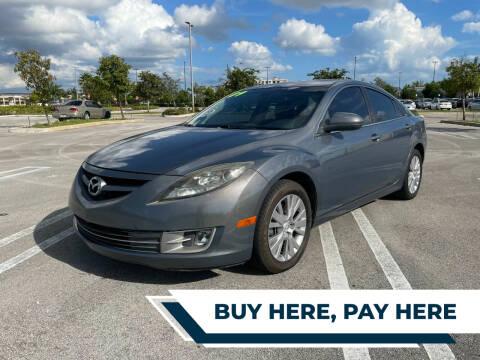 2009 Mazda MAZDA6 for sale at Alma Car Sales in Miami FL