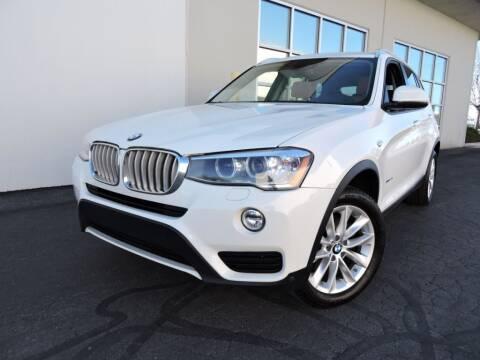 2015 BMW X3 for sale at PK MOTORS GROUP in Las Vegas NV