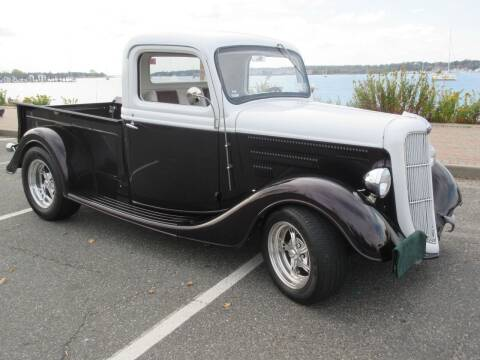 1935 Ford F-100 for sale at Island Classics & Customs in Staten Island NY