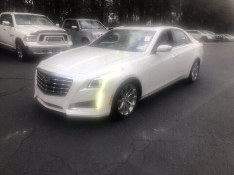 2018 Cadillac CTS for sale at Credit Union Auto Buying Service in Winston Salem NC