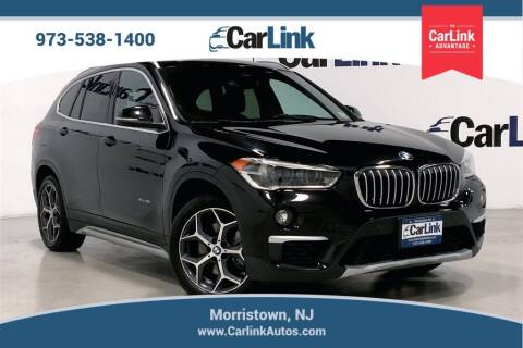 2016 BMW X1 for sale at CarLink in Morristown NJ