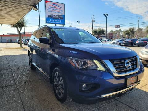 2017 Nissan Pathfinder for sale at Magic Auto Sales in Dallas TX