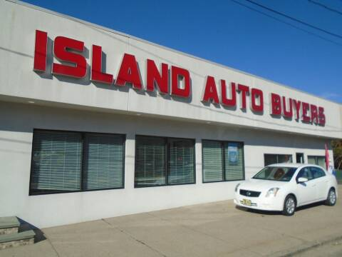 2009 Nissan Sentra for sale at Island Auto Buyers in West Babylon NY
