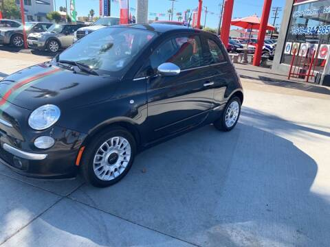 2012 FIAT 500 for sale at VR Automobiles in National City CA