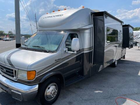 2008 Coachmen Concord for sale at CHATTANOOGA CAMPER SALES in Chattanooga TN