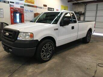 2008 Ford F-150 for sale at Vanns Auto Sales in Goldsboro NC