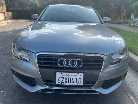 2010 Audi A4 for sale at Car Lanes LA in Glendale CA