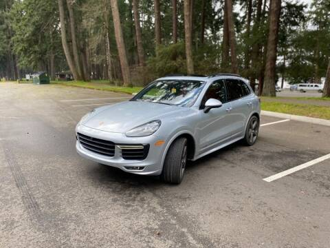 2016 Porsche Cayenne for sale at Apex Motors Parkland in Tacoma WA