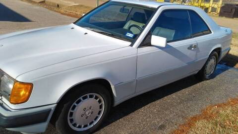 1991 Mercedes-Benz 300-Class for sale at Haigler Motors Inc in Tyler TX