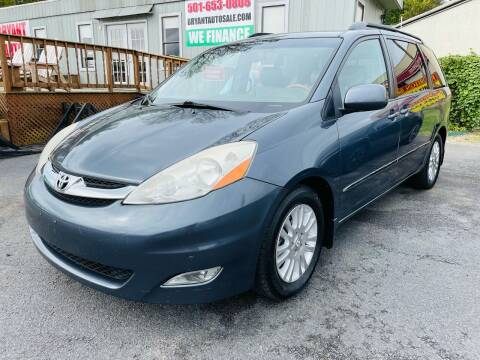 2008 Toyota Sienna for sale at BRYANT AUTO SALES in Bryant AR