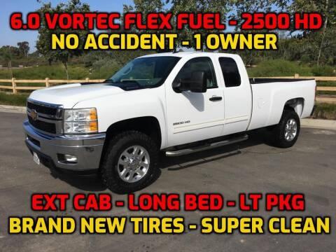 2013 Chevrolet Silverado 2500HD for sale at OC Used Auto in Newport Beach CA