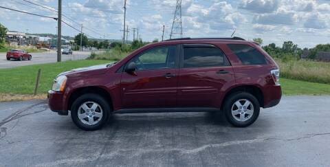 2009 Chevrolet Equinox for sale at Country Auto Sales in Boardman OH