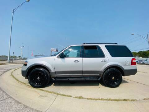 2011 Ford Expedition for sale at Xtreme Auto Mart LLC in Kansas City MO