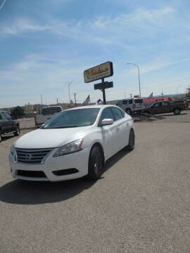 2014 Nissan Sentra for sale at Sundance Motors in Gallup NM