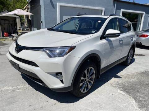 2018 Toyota RAV4 for sale at CERTIFIED LUXURY MOTORS OF QUEENS in Elmhurst NY