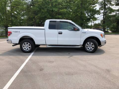 2012 Ford F-150 for sale at St. Louis Used Cars in Ellisville MO