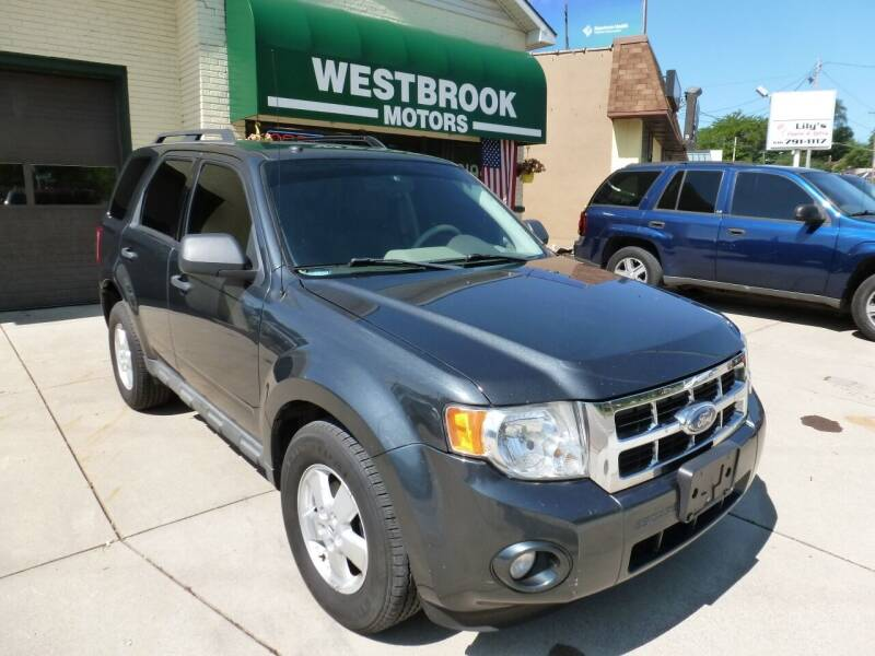 2009 Ford Escape for sale at Westbrook Motors in Grand Rapids MI