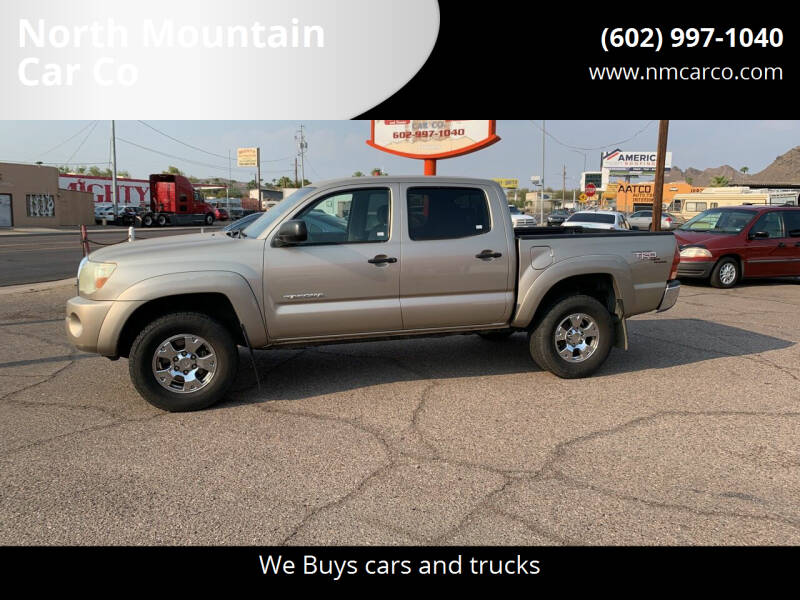 2006 Toyota Tacoma for sale at North Mountain Car Co in Phoenix AZ