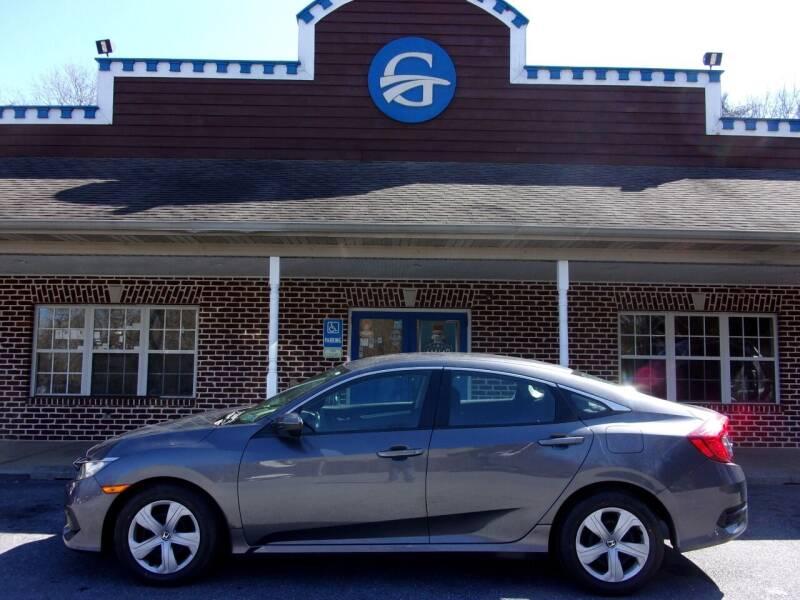 2016 Honda Civic for sale at Gardner Motors in Elizabethtown PA