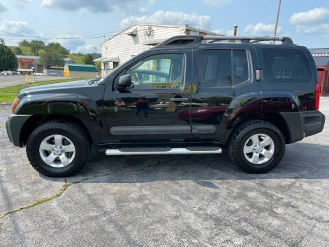 2012 Nissan Xterra for sale at Country Auto Sales Inc. in Bristol VA