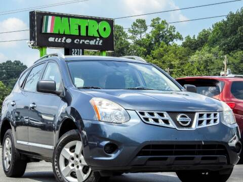 2015 Nissan Rogue Select for sale at Metro Auto Credit in Smyrna GA