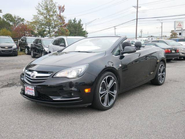 2017 Buick Cascada Premium 2dr Convertible - East Rutherford NJ