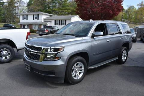 2019 Chevrolet Tahoe for sale at AUTO ETC. in Hanover MA