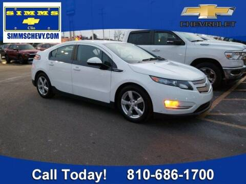 2014 Chevrolet Volt for sale at Aaron Adams @ Simms Chevrolet in Clio MI