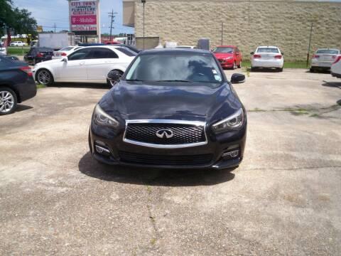 2014 Infiniti Q50 for sale at Louisiana Imports in Baton Rouge LA