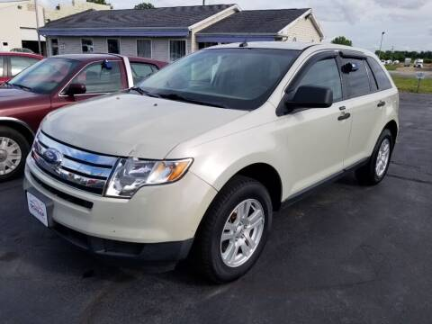 2007 Ford Edge for sale at Larry Schaaf Auto Sales in Saint Marys OH