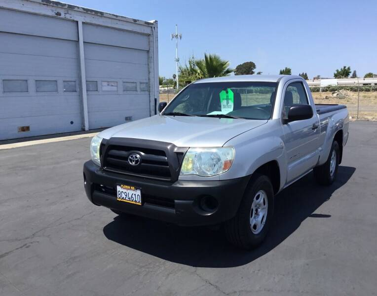2006 Toyota Tacoma for sale at My Three Sons Auto Sales in Sacramento CA