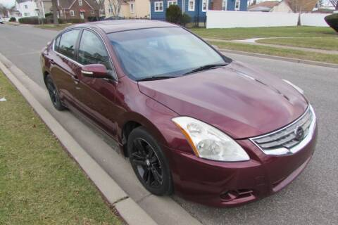 2011 Nissan Altima for sale at First Choice Automobile in Uniondale NY