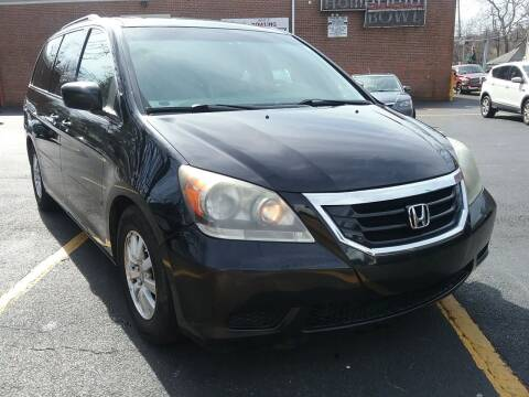 2009 Honda Odyssey for sale at Drive Deleon in Yonkers NY